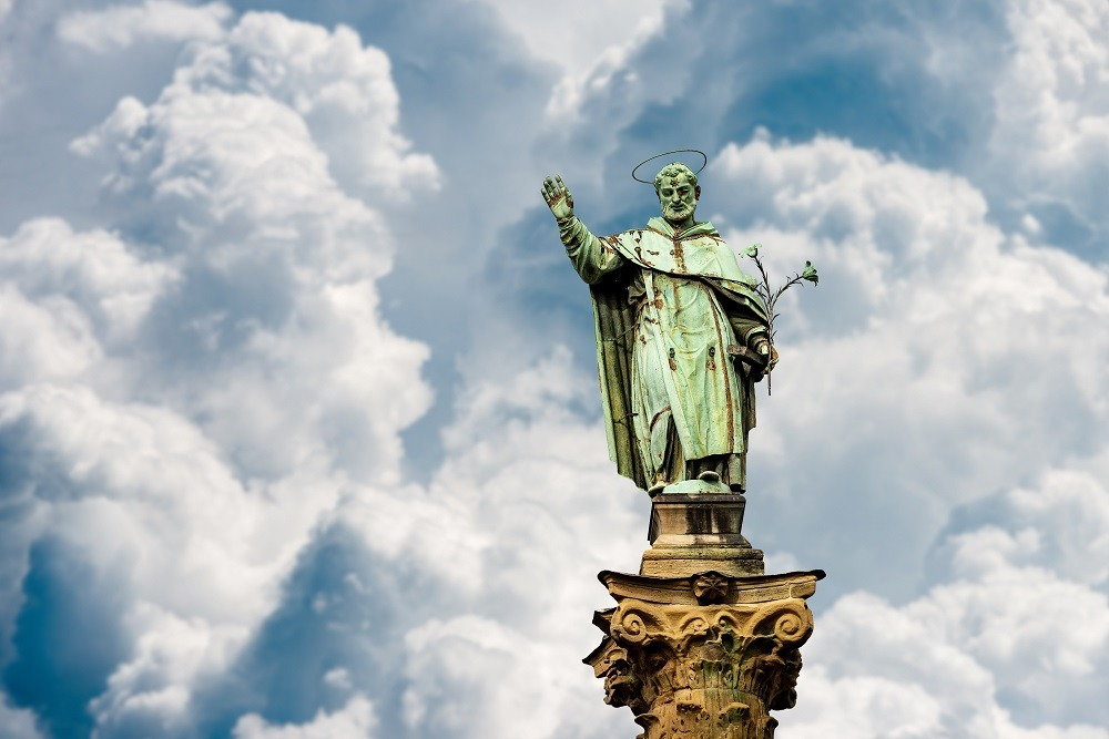 Domenico: nella luce della Trasfigurazione