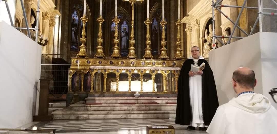 Preghiera per l'Italia a Santa Caterina da Siena